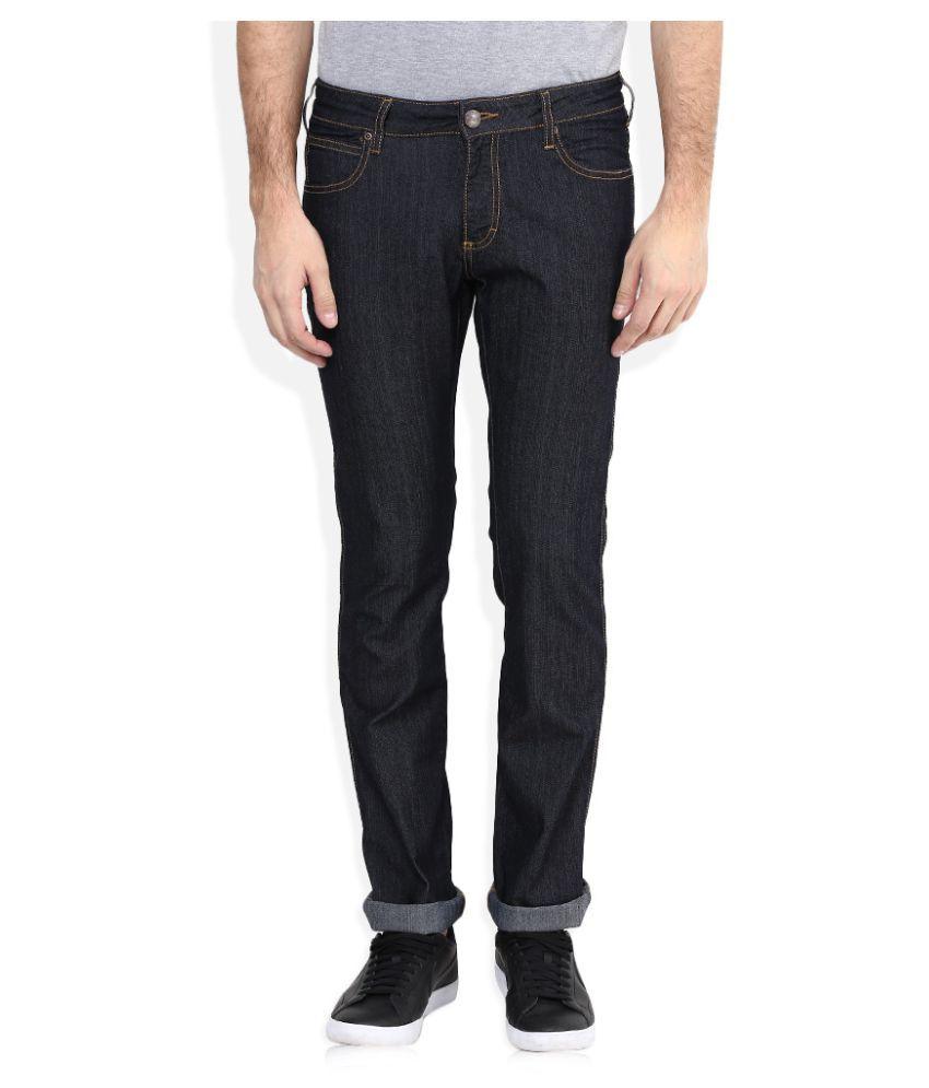 Blondo Black Regular Fit Jeans