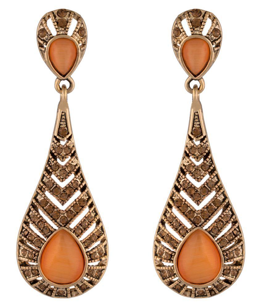 OSF Rose Gold Earrings