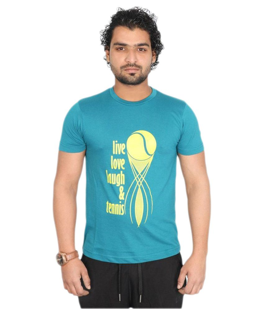 Vector X Turquoise T-Shirt