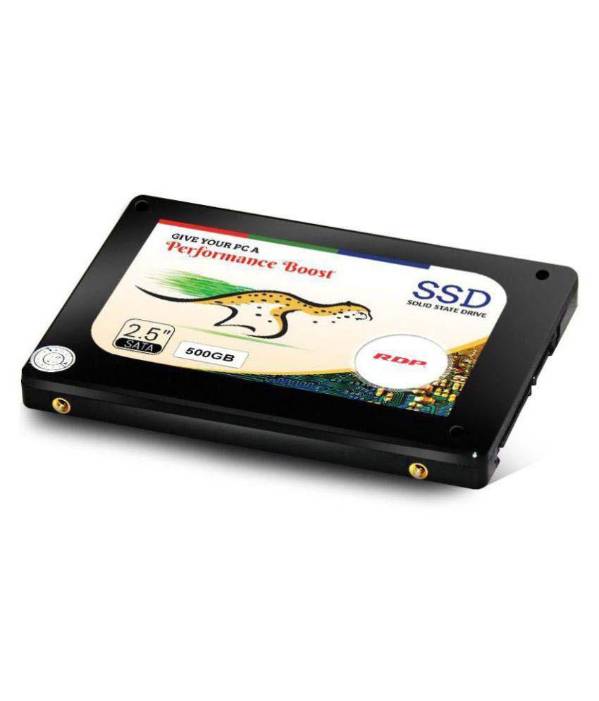 RDP SSD 500 GB SSD Internal Hard drive