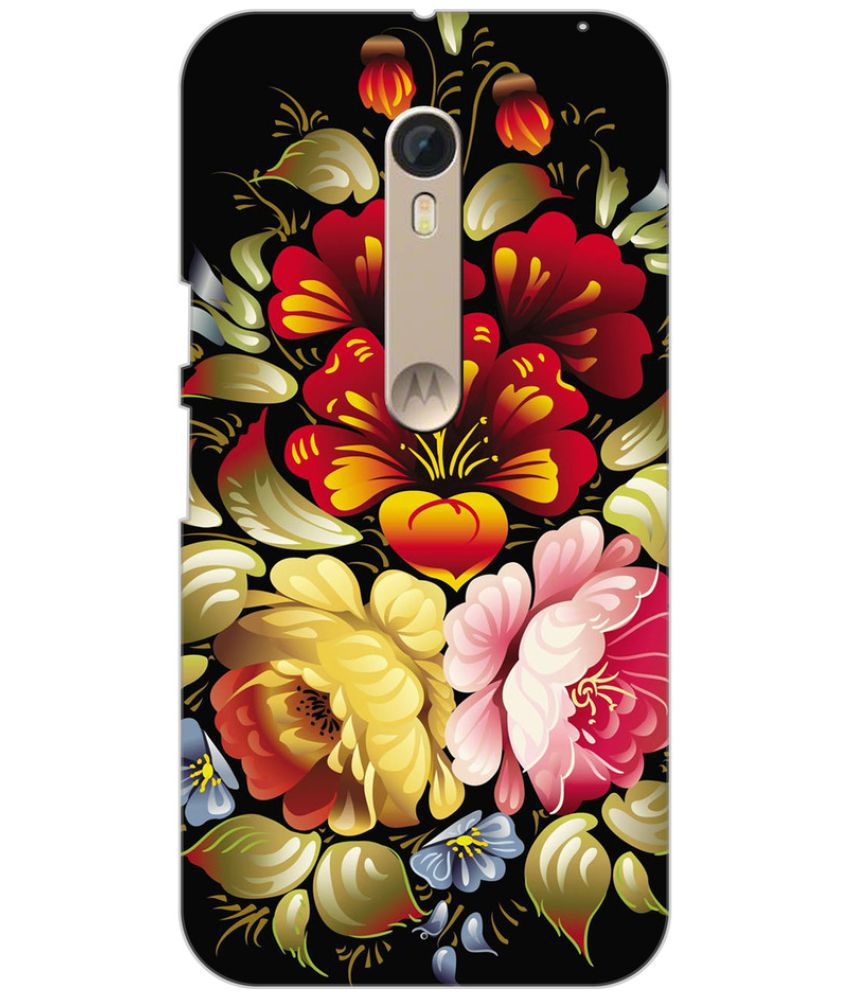 Motorola moto X style 3D Back Covers By Aman