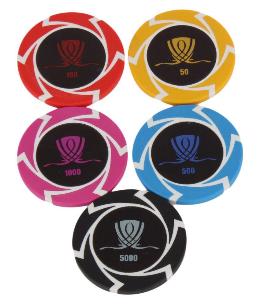 Casinokart EPT 500 Europe Professional Clay Poker Chip Set