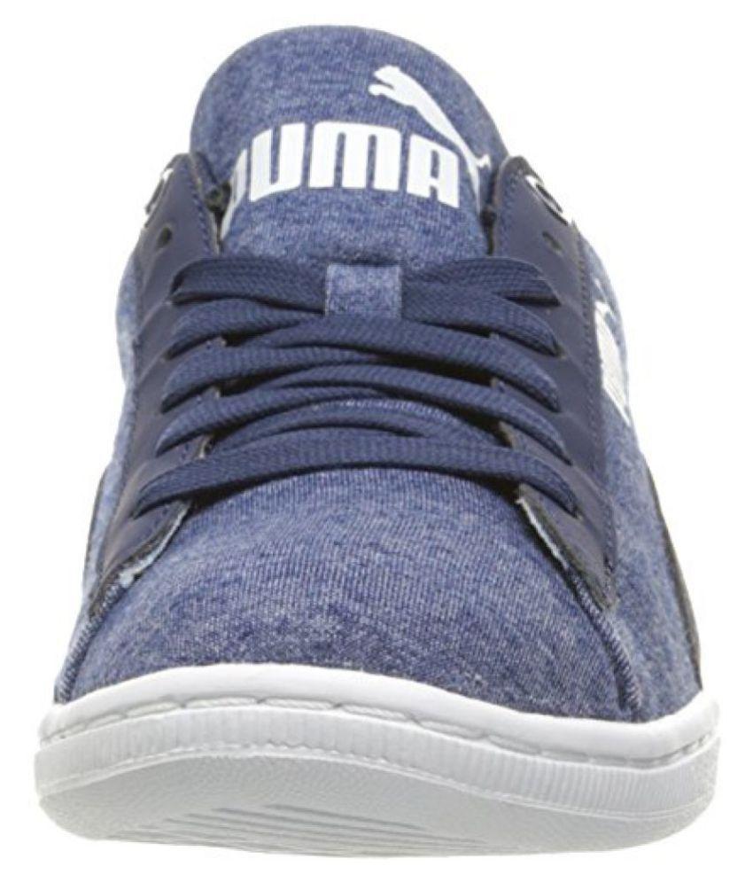 | PUMA Women's Vikky Jersey Sfoam Fashion Sneaker