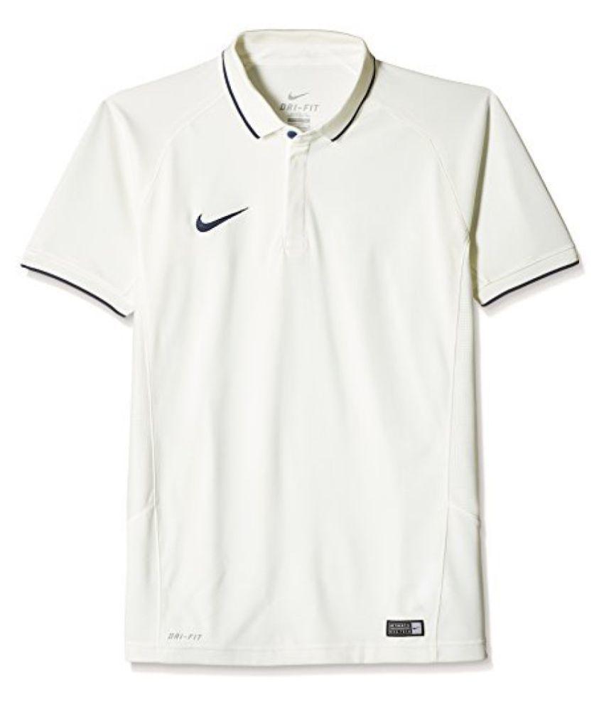 Nike Mens Round Neck Polo Shirt