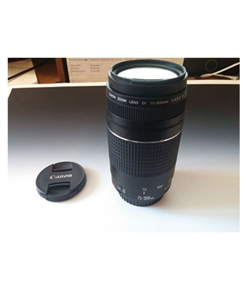 Canon EF 75-300mm f/4-5 6 III Telephoto Zoom Lens for Canon EOS 7D 60D EOS  70D