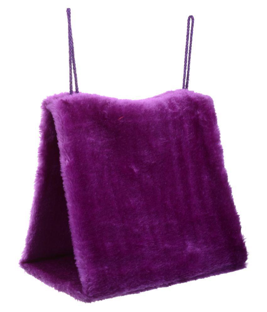 Aazil Purple Bed Medium