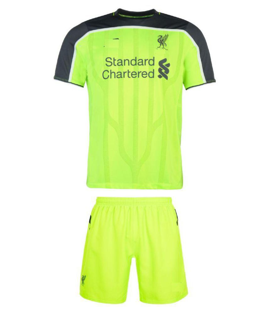 8ed6b5f1f21 Marex Green Jersey Set: Buy Online at Best Price on Snapdeal