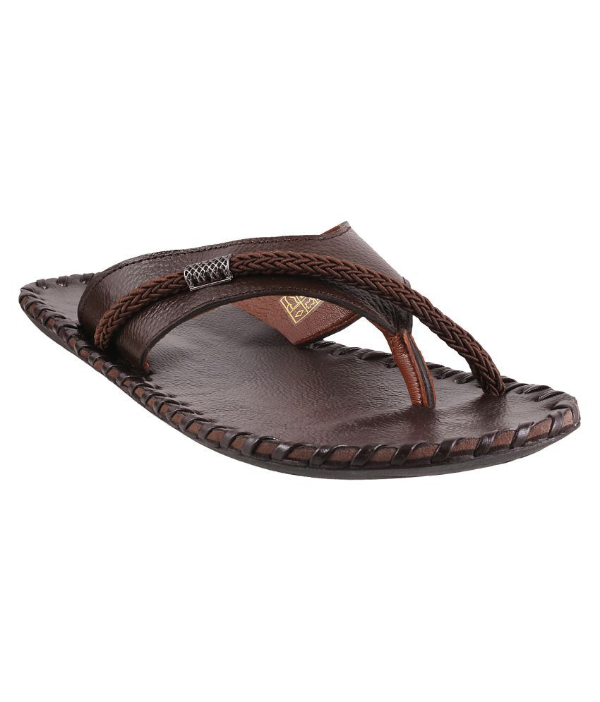 37547e4392 Metro METRO Men BROWN Synthetic BROWN Daily available at SnapDeal for  Rs.1990