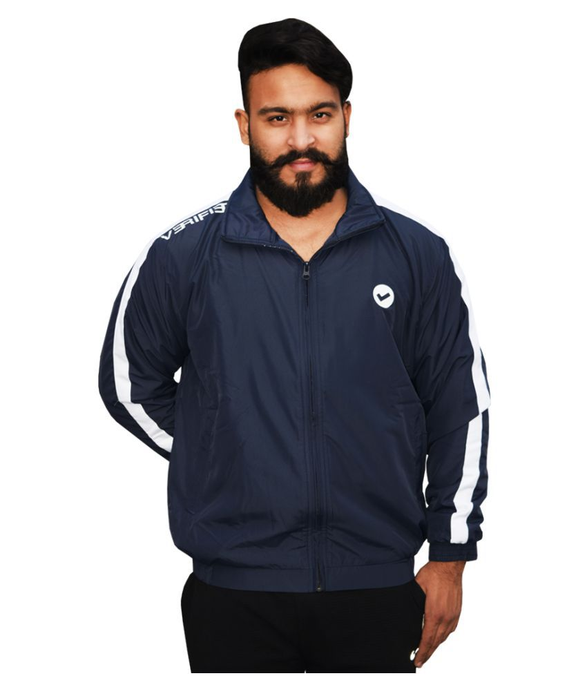 Verified Blue Track Suit