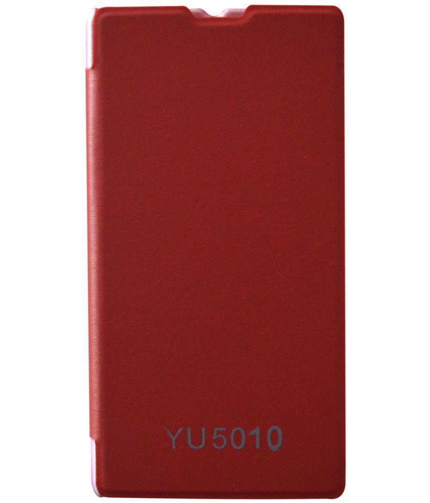YU Yuphoria Flip Cover by RDcase - Red
