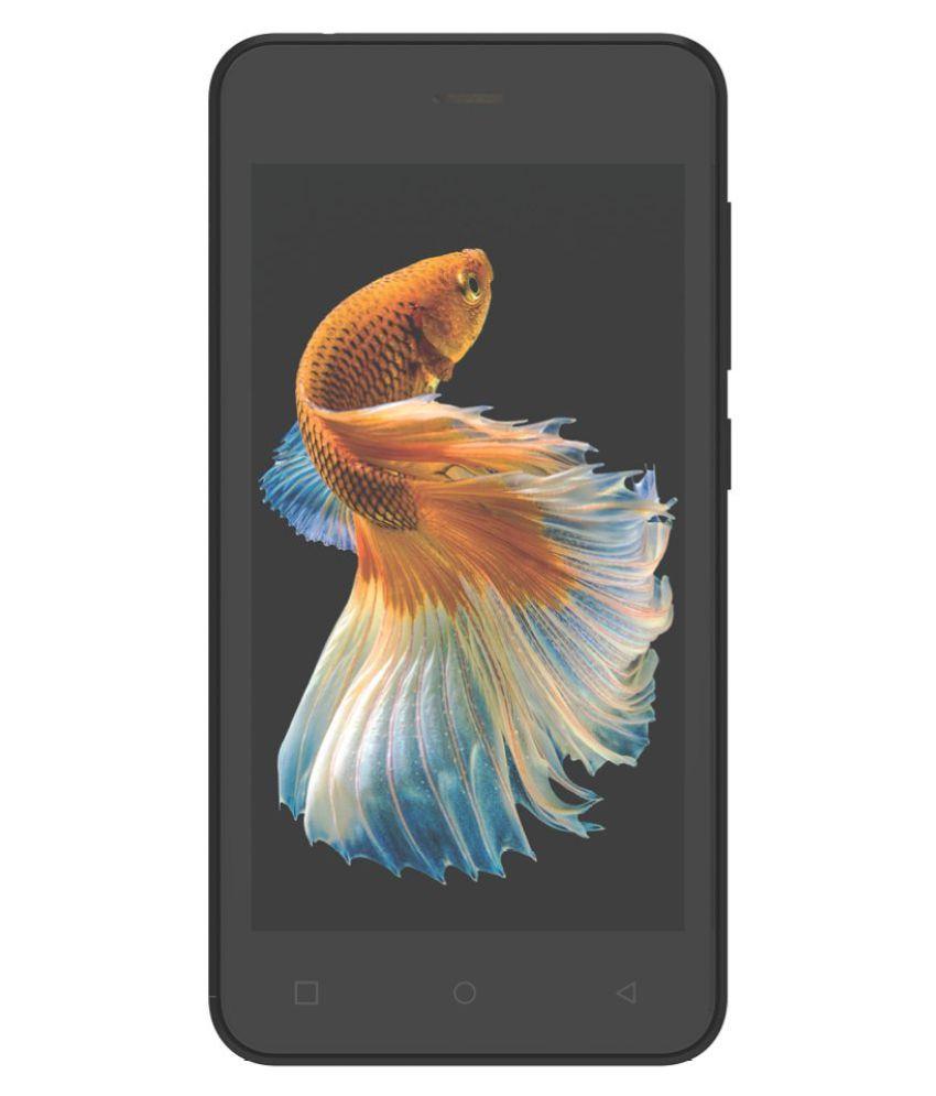 Zen Admire Thrill ( 8GB , 1 GB ) Black & Grey