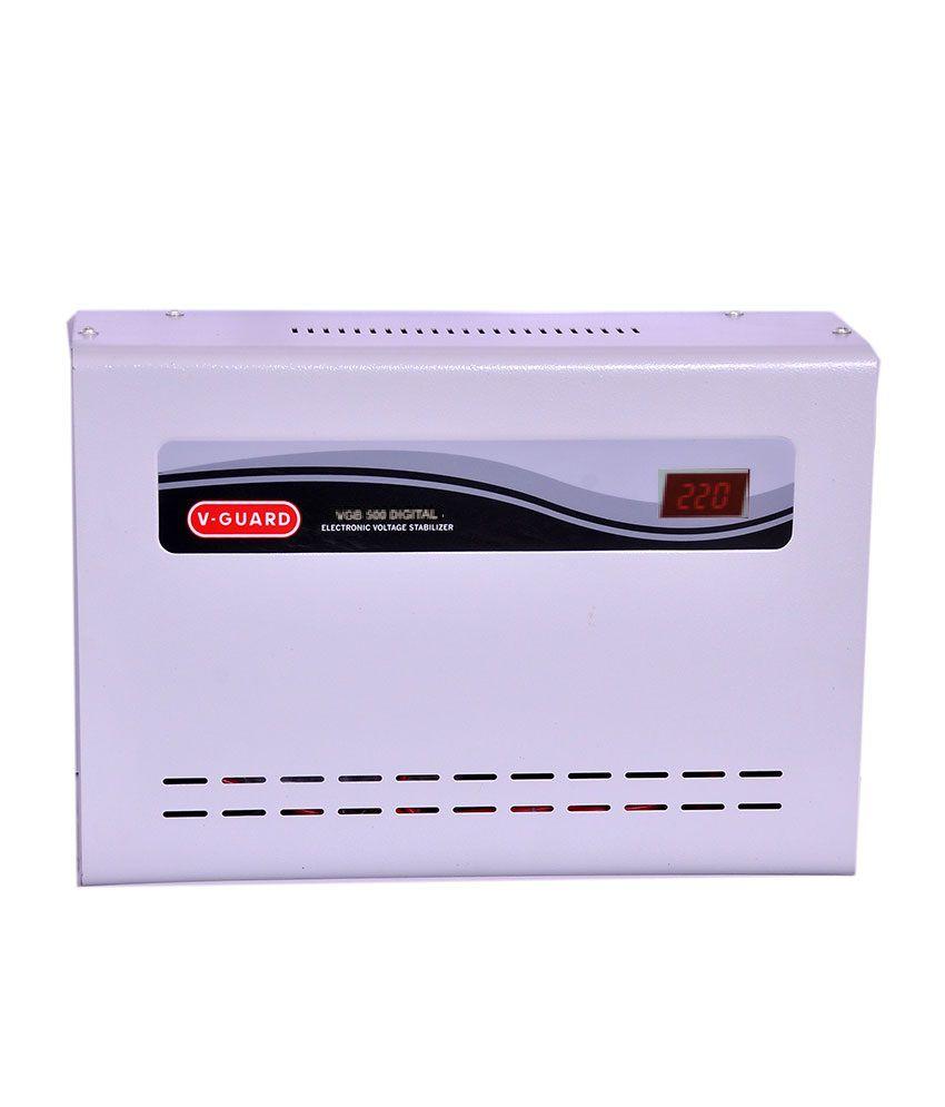 V-Guard VGB 500 Voltage Stabilizer