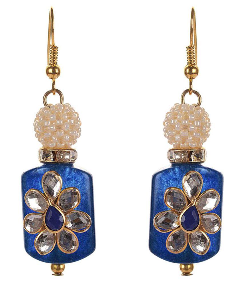 Zephyrr Multicolor Hanging Earrings