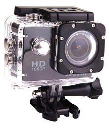 ROOQ 12.1 MP Action Camera