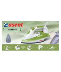 Asent HA1801E Steam Iron Green