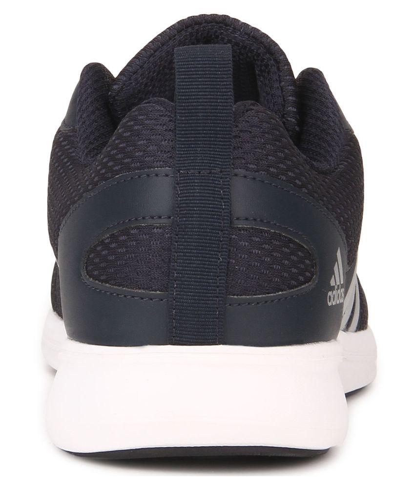 Adidas Yking M Navy Running Shoes - Buy