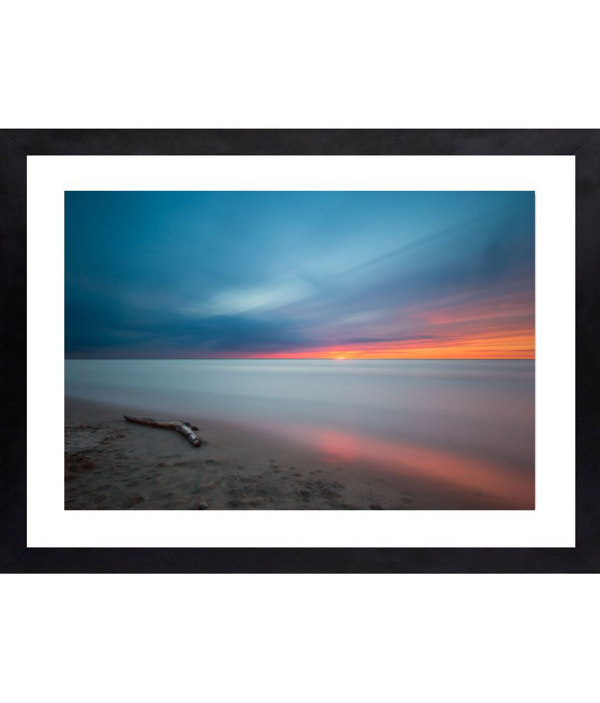 Craftsfest Amazing Photography of Scenery Canvas Painting With Frame Single Piece