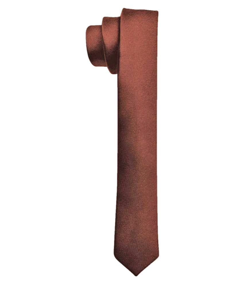 Scharf Brown Formal Necktie