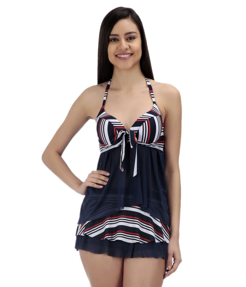a8b25650baf Buy Chkokko Multi Nylon Swimsuit Online at Best Prices in India - Snapdeal