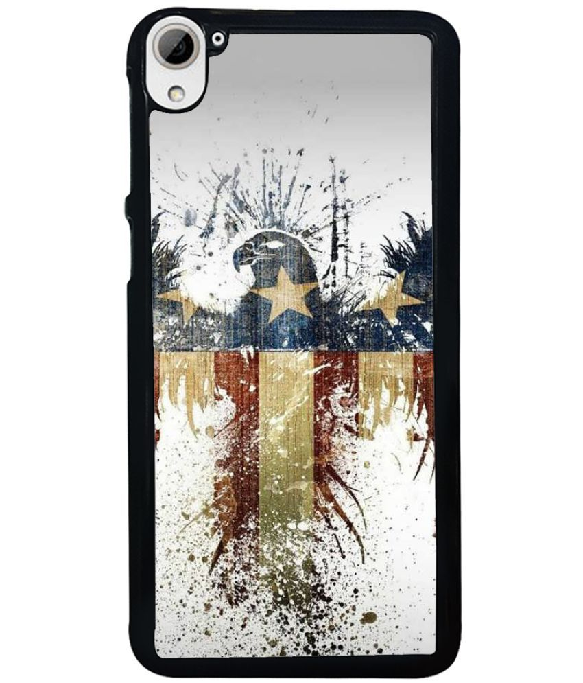 HTC Desire 826 Printed Cover By Fuson