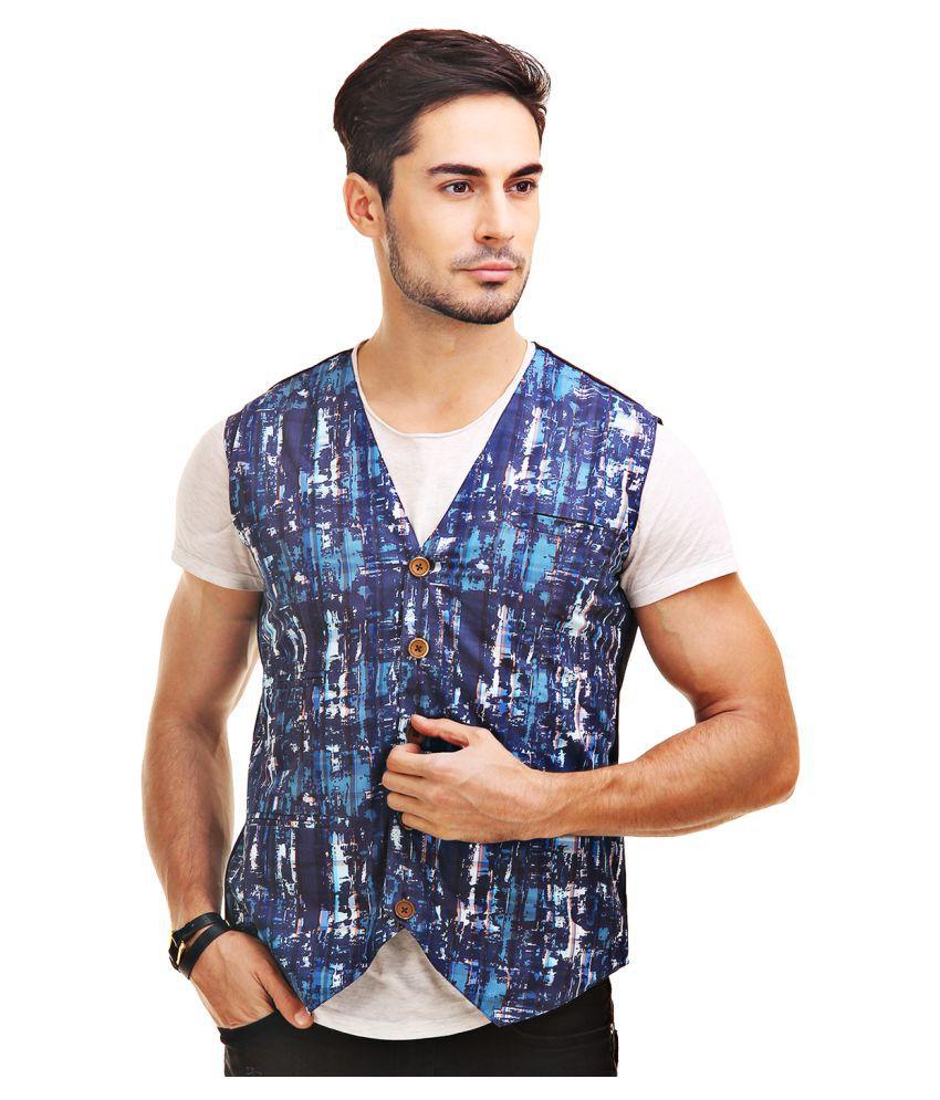 Chokore Multi Printed Casual Waistcoats