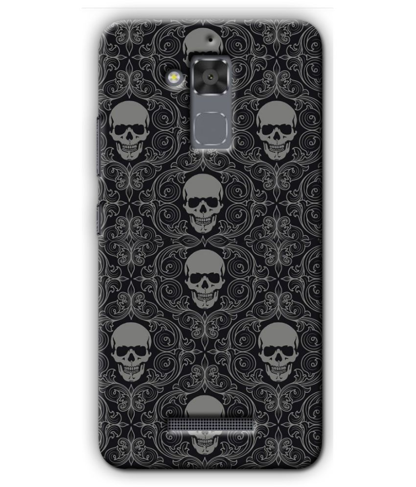 Asus ZenFone 3 Max ZC520TL Printed Cover By Cell First