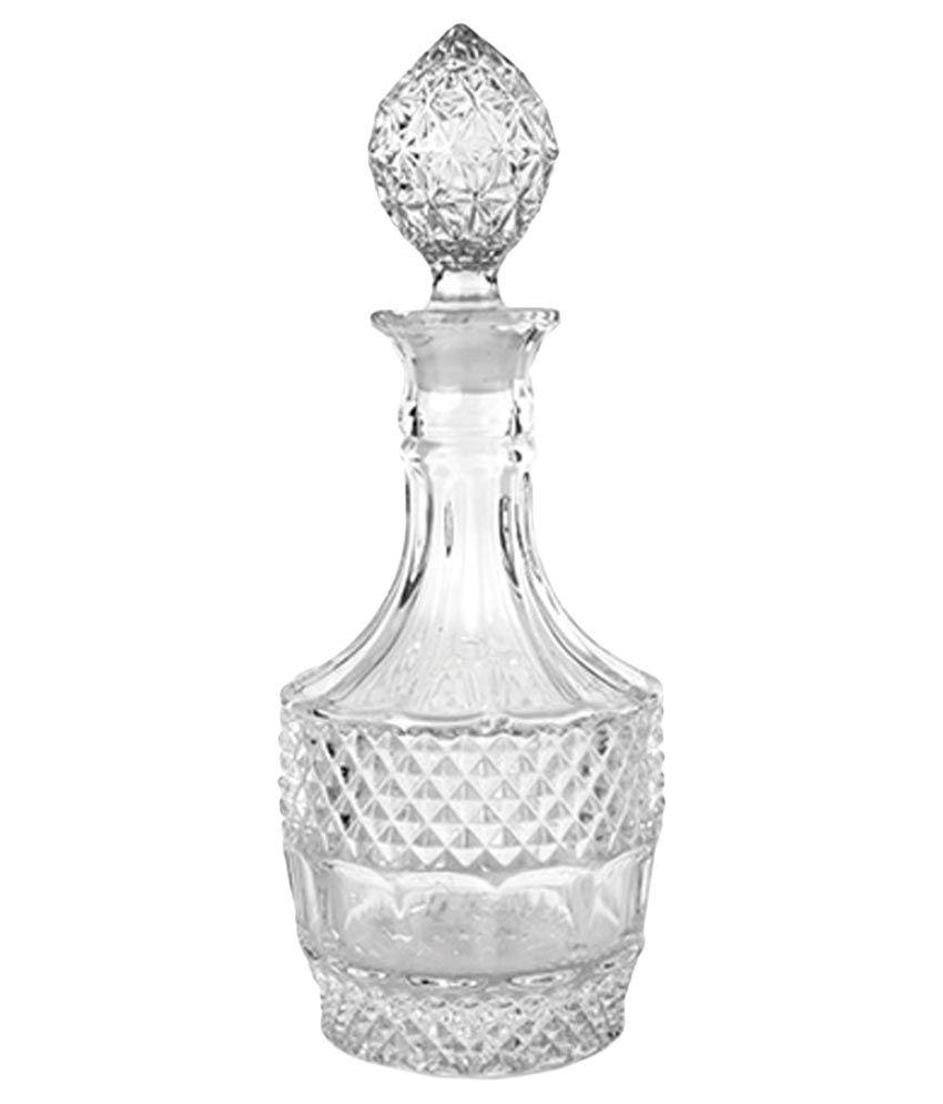 True Vino Glass Decanters