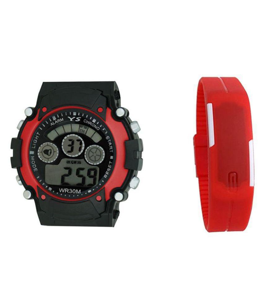 0cca217324e Aivor Watch Co. Multicolored Digital Watch Combo - Buy Aivor Watch Co.  Multicolored Digital Watch Combo Online at Best Prices in India on Snapdeal