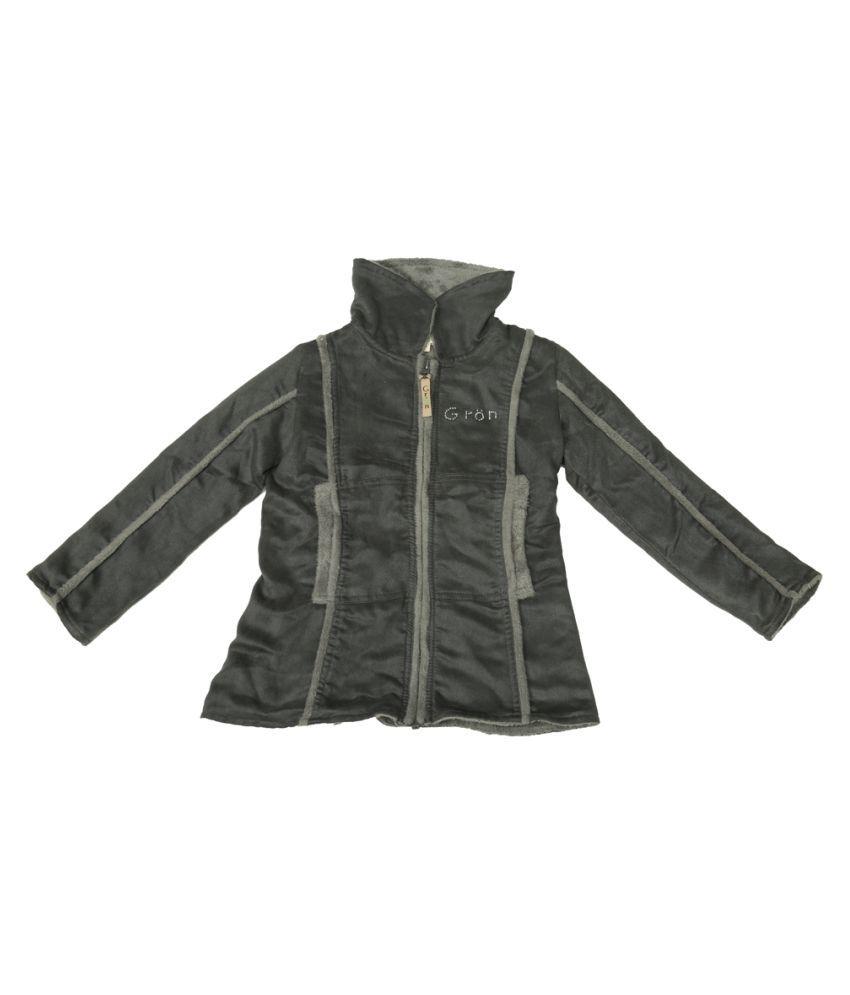 Gron Stockholm Grey Lightweight Jacket