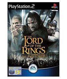 Lord Of The Rings, The - The Two Towers PS2 ( PS2 )