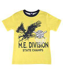Shishu Yellow T-Shirt