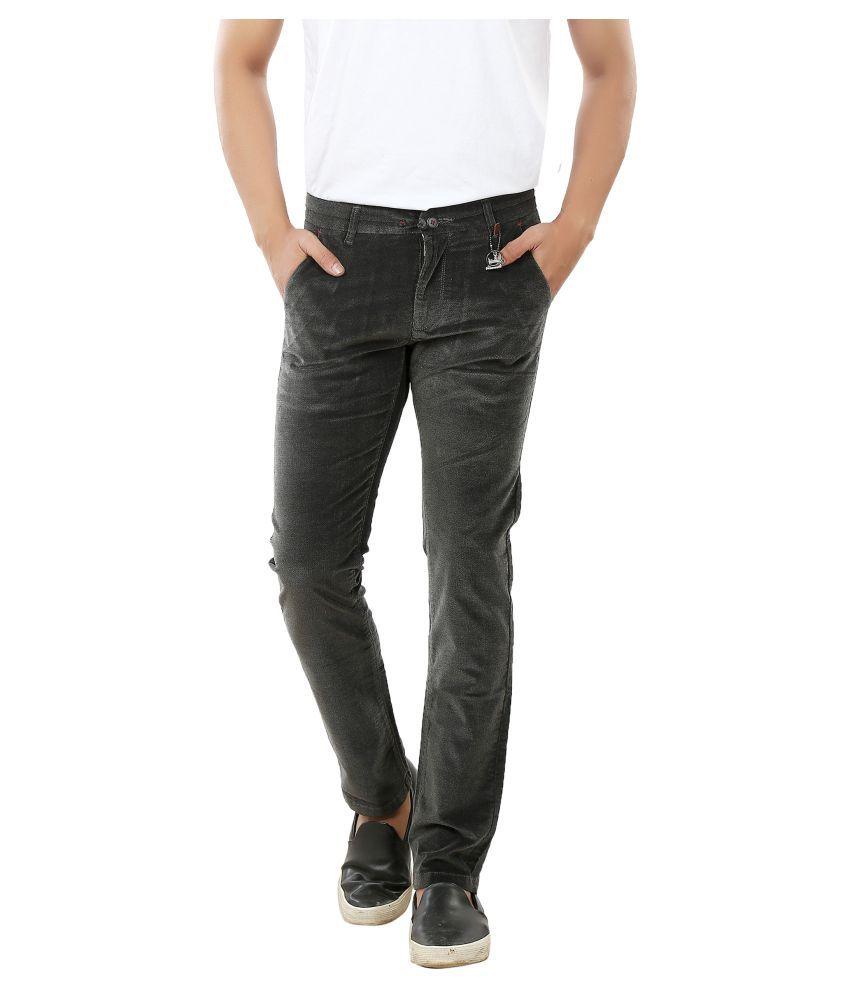 Frod Black Slim Jeans