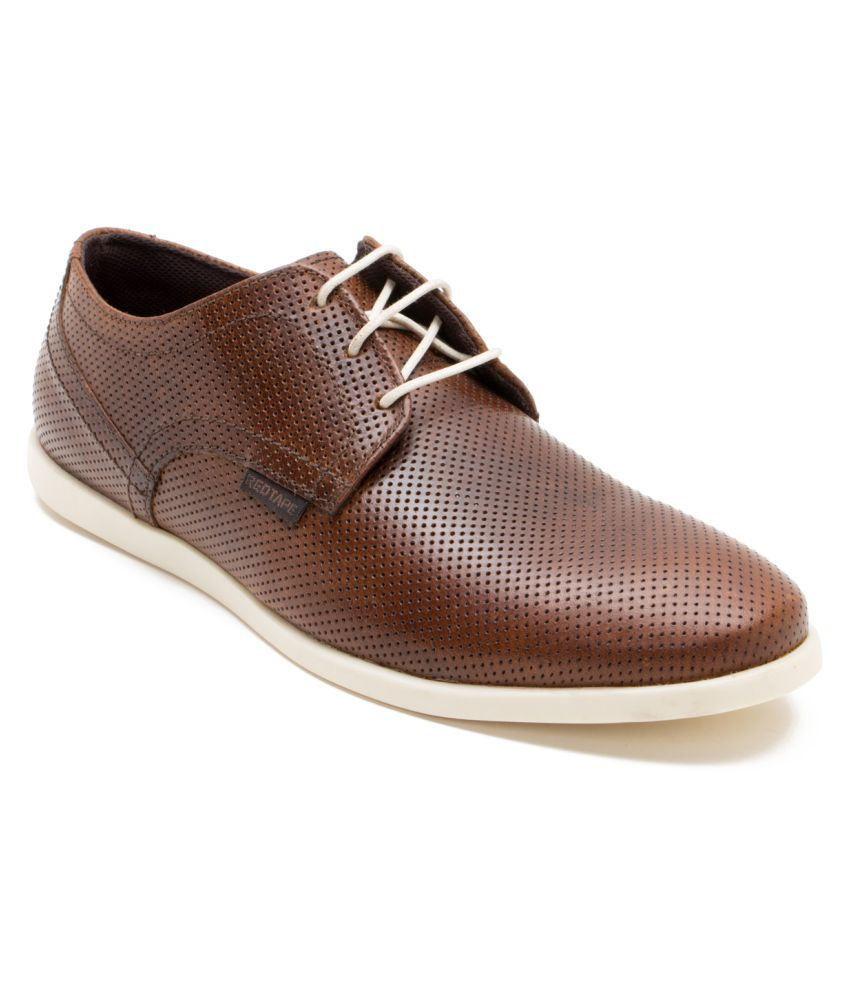 Red Tape RTR1192 Brown Casual Shoes
