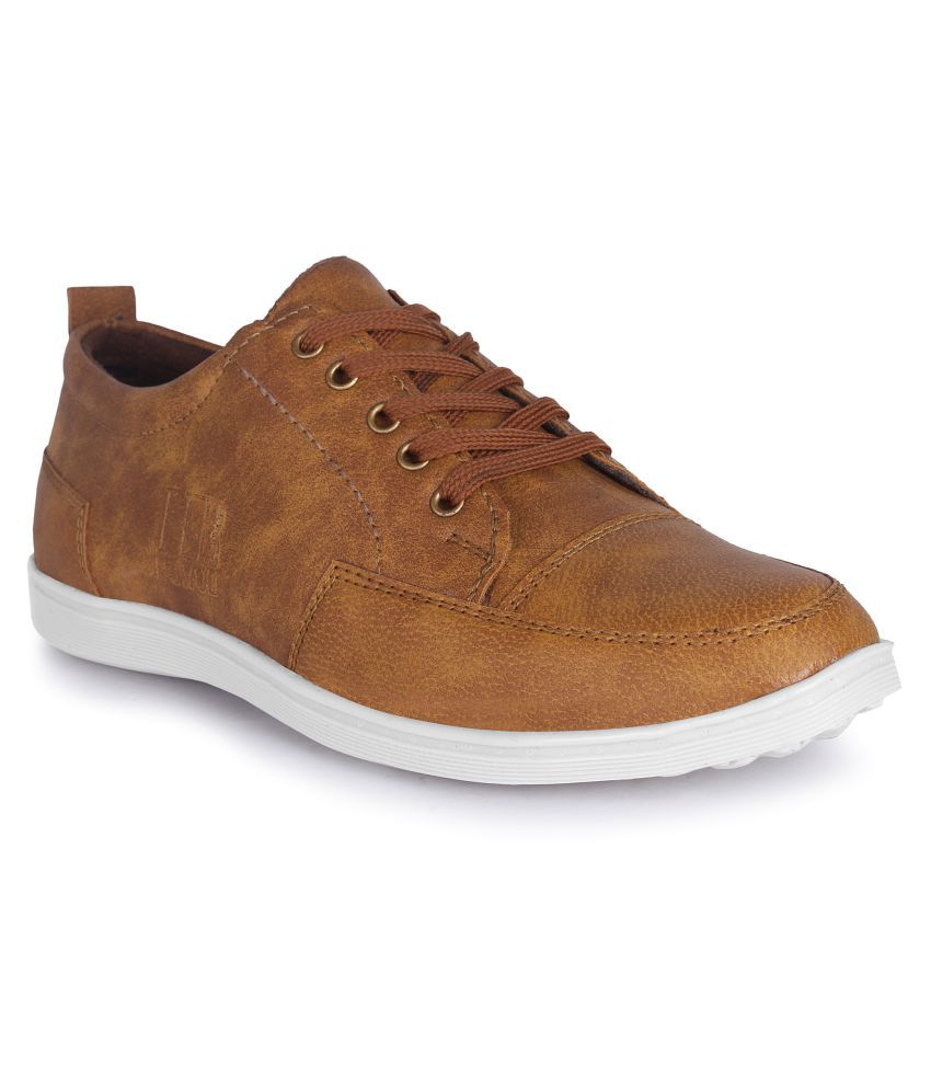 57b25820173baf Buwch Sneakers Tan Casual Shoes - Buy Buwch Sneakers Tan Casual Shoes  Online at Best Prices in India on Snapdeal
