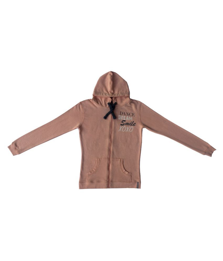 Gron Stockholm Brown Fleece Jacket