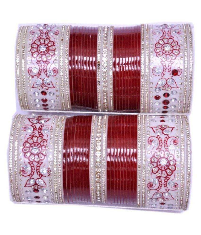 Sada Suhagan Multicolour Bridal Chura