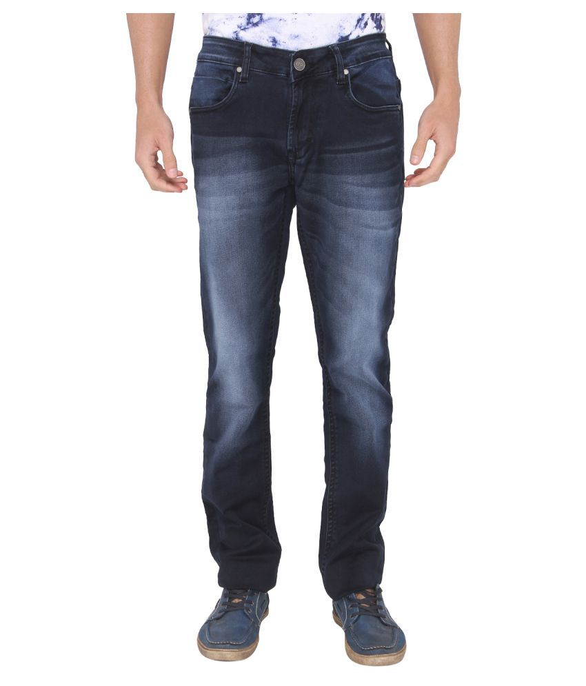 JadeBlue Dark Blue Slim Jeans