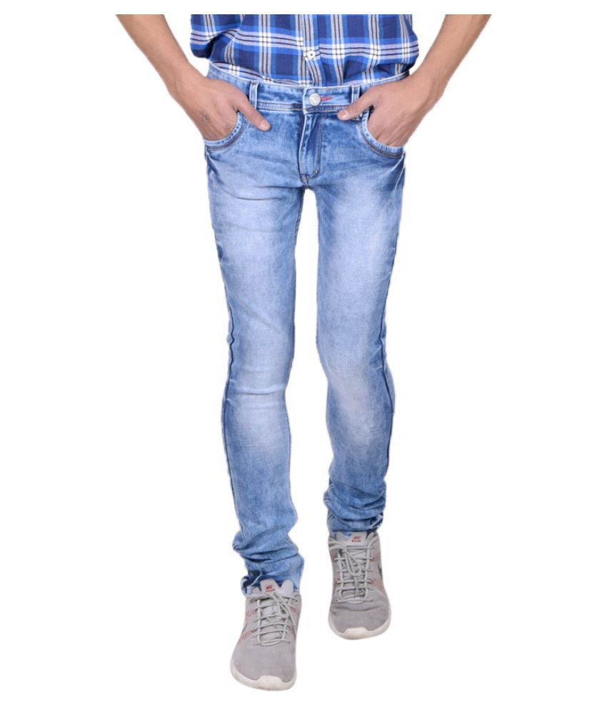Olyts Light Blue Slim Jeans