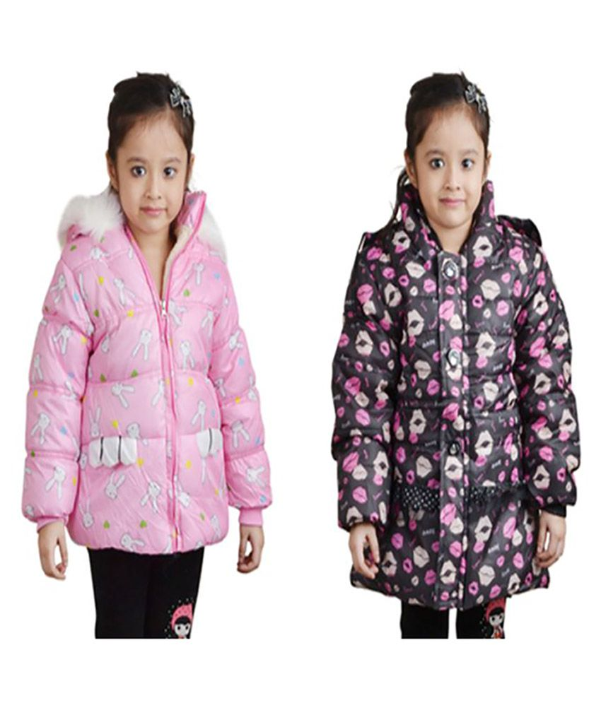 Crazeis Full Sleeves Jackets Combo of 2
