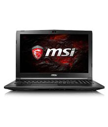 MSI G-GL62M 7RD (7th Gen Intel Core i7- 8GB RAM- 1TB HDD- 39.62cm(15.6)- Windows 10)- 2GB Graphics NVIDIA GTX1050) (Black)