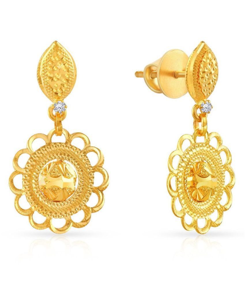 Malabar Gold and Diamonds 22k Gold None Hangings