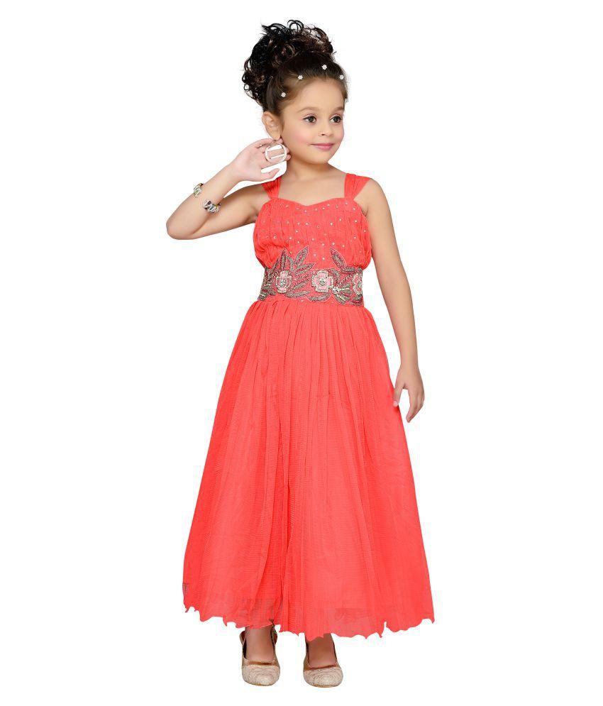 3db2cfd0ef7 Aarika Girl's Party Ball Gown - Buy Aarika Girl's Party Ball Gown ...