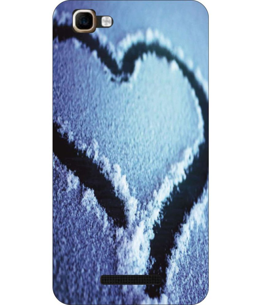 Karbonn K9 Smart Printed Cover By Go Hooked