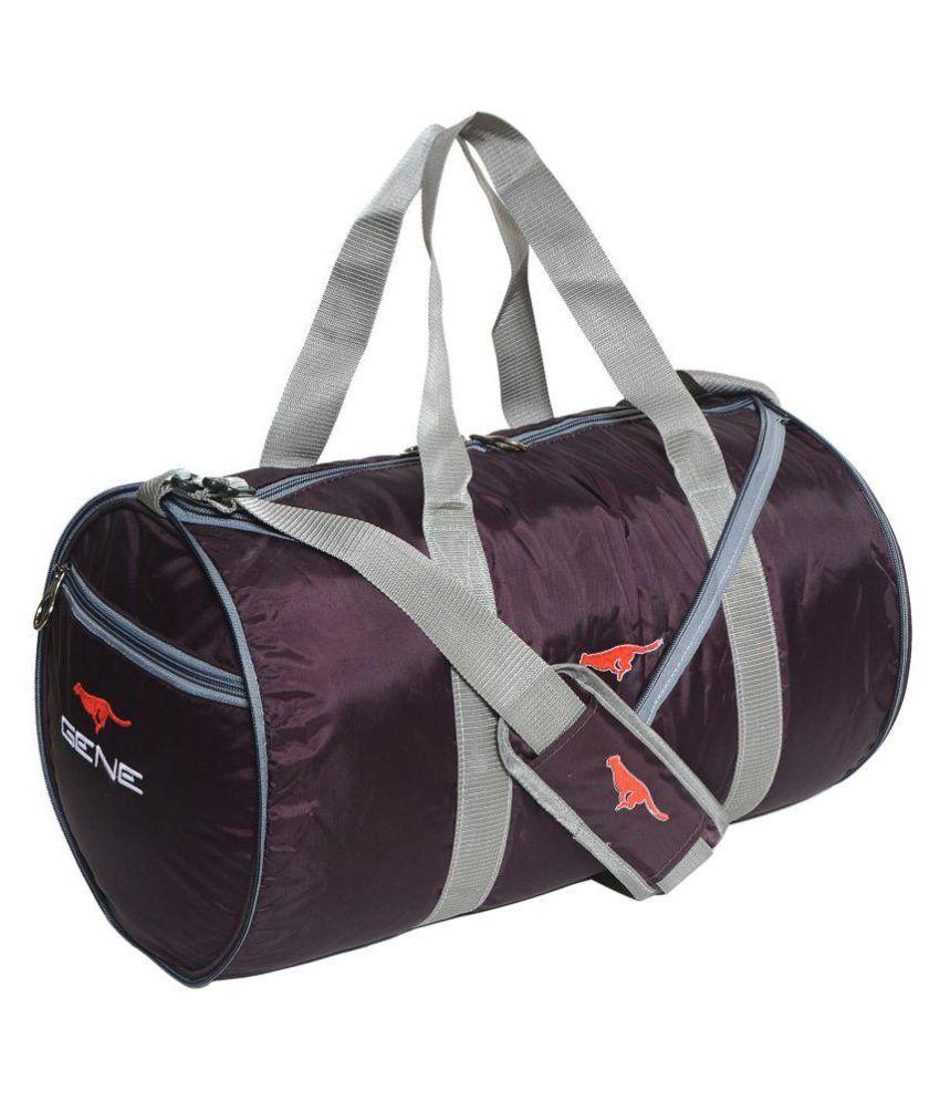 308a412544 Gene Wine Large Polyester Gym Bag - Buy Gene Wine Large Polyester ...