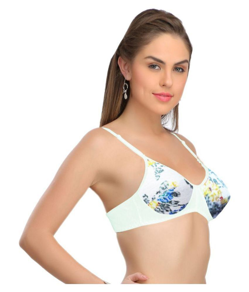 16890da05b Buy Selfcare Cotton T-Shirt Bra Online at Best Prices in India ...