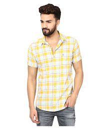 Mufti Multi Casuals Slim Fit Shirt