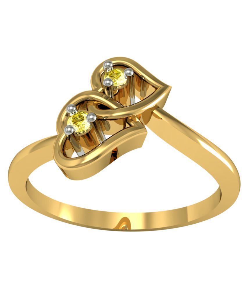 Suvarnadeep 18k Gold Ring