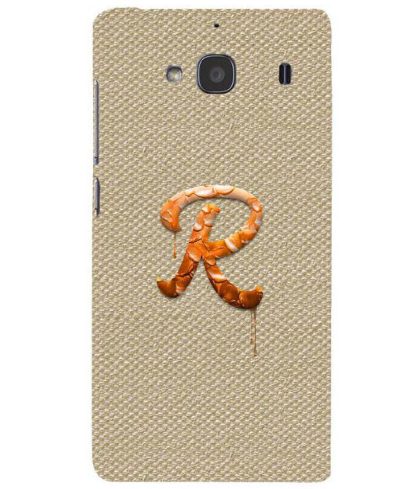 Xiaomi Redmi 2s 3D Back Covers By YuBingo