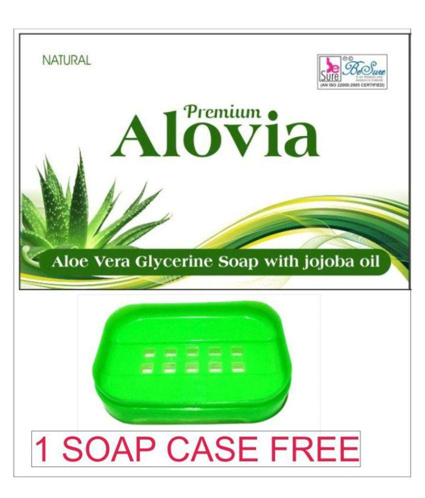 Besure Premium Alovia Soap-1 Soap Case Free Soap 75 Gm Snapdeal Rs. 27.00