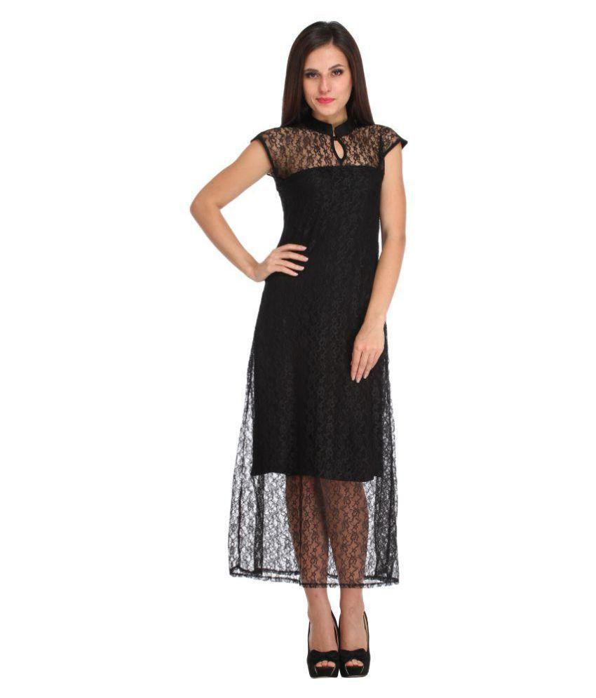 Cottinfab Net Dresses